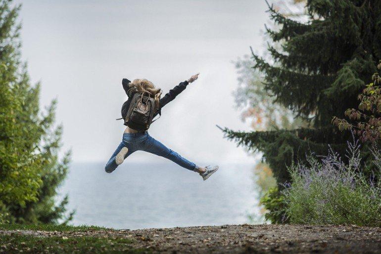 Felicidade - imagem domínio público